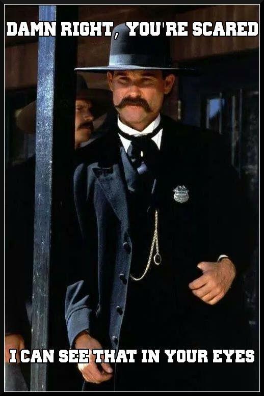 #Tombstone (1993) - #WyattEarp