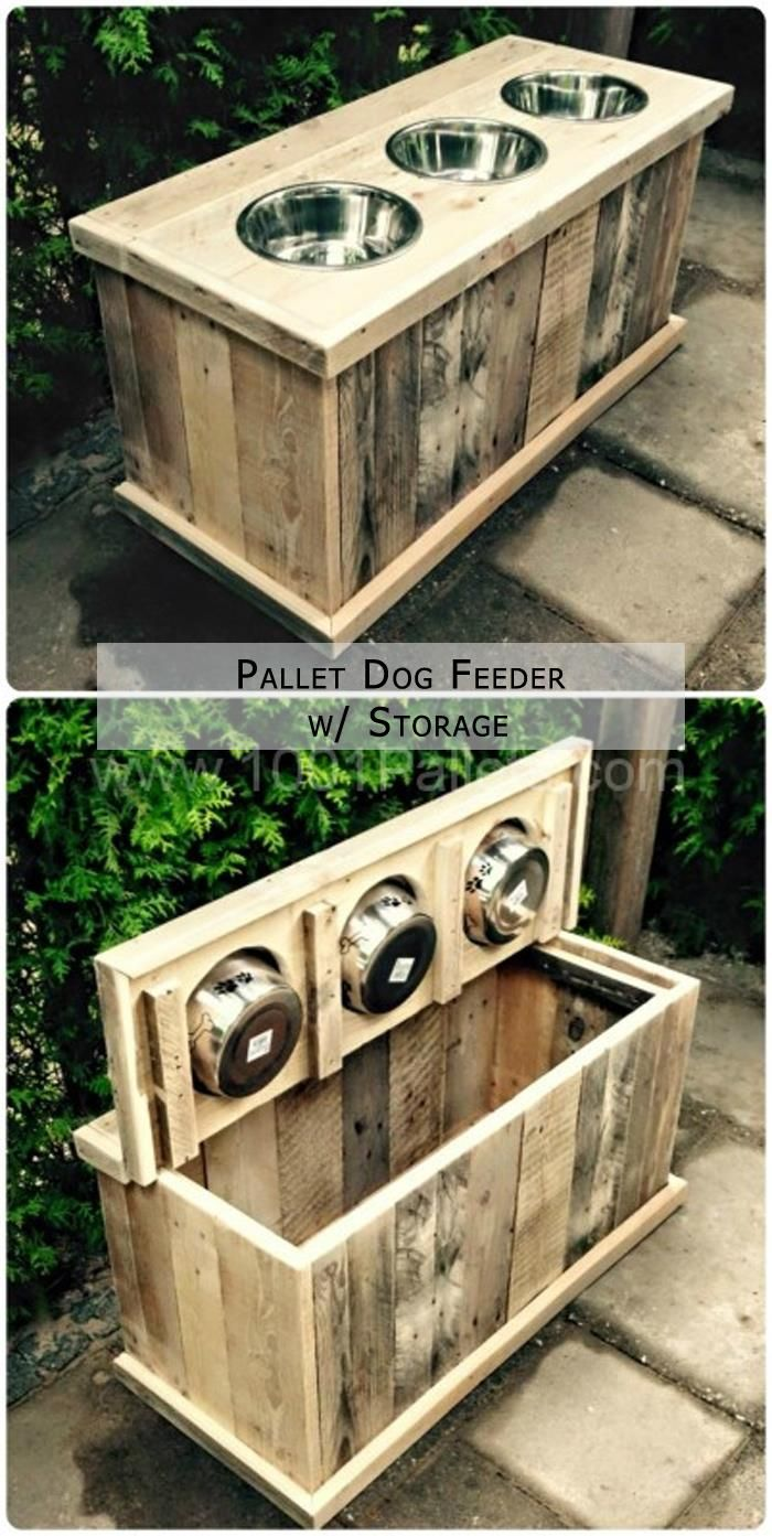 Diy Dog Bed Pallet