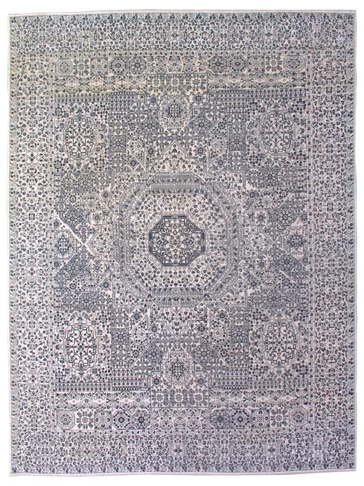 Farahan Hand Knotted rug.