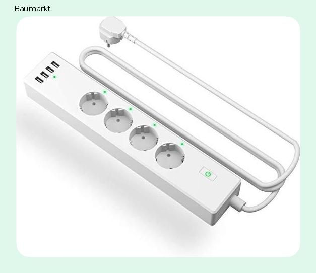 Hama 00121937/Typ A Typ A wei/ß Netzstecker-Adapter f/ür Steckdose