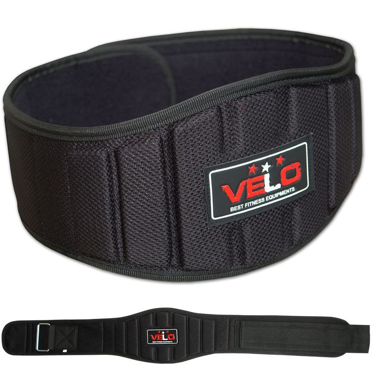 Treadmill Belt Too Loose: Details About VELO Weight Lifting Belt Neoprene Gym