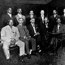 The National Negro Business League (NNBL) was founded by Booker T. Washington in Boston, Massachusetts in 1900.  The league, which predated the United States Chamber of Commerce by 12 years, strives to enhance the commercial and economic prosperity of the African American community. The NNBL was for...The National Negro Business League (NNBL) was founded by Booker T. Washington in Boston, Massachusetts in 1900.  The league, which predated the United States Chamber of Commerce by 12 years…