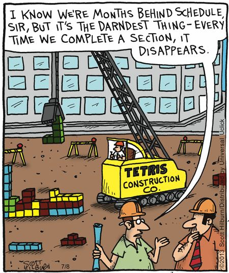Argyle Sweater by Scott Hilburn. July 8, 2013