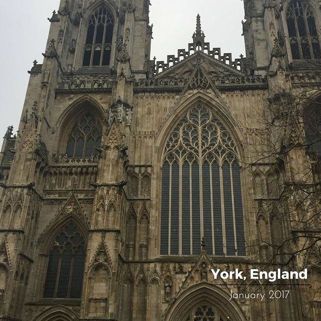 The beautiful #yorkminster in #york #england - #architecture #culture #history #uk #familyholiday #familytimeCheck out the #weekinmusic section of my blog at http://liamlusk.com/category/week-in-music/