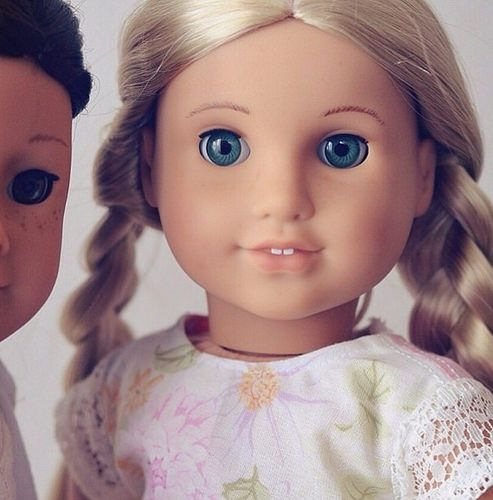 julie with marie grace 39 s eye color american girl