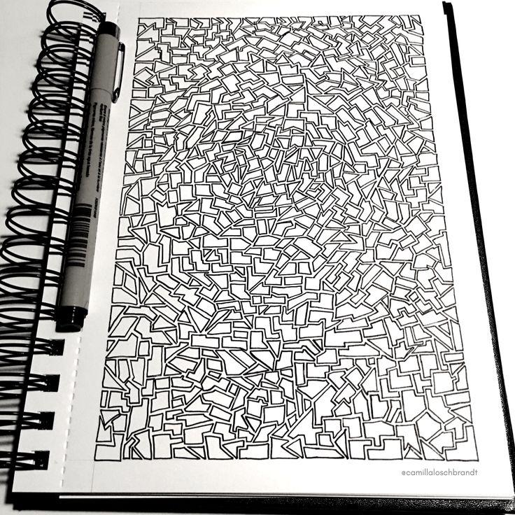Pattern zentangle