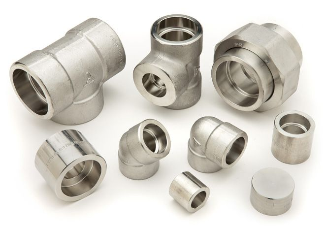 Stainless Steel 304L Socket weld Fittings