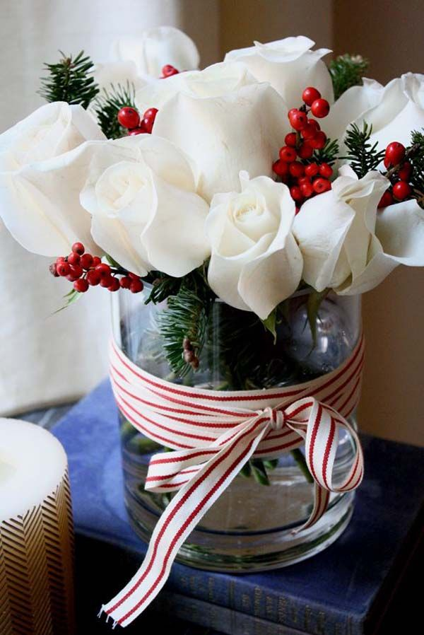 25 Stunning Christmas Centerpiece Ideas | Christmas Celebrations: