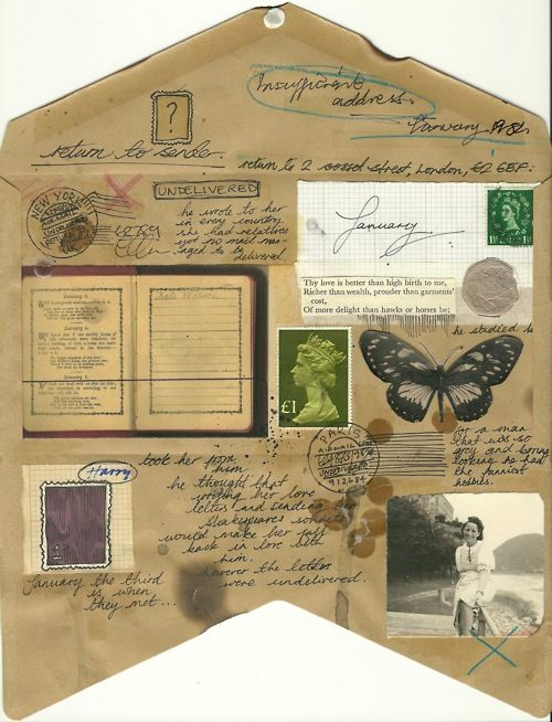 Cai LunnMailart, Envelope Art, Natural History, Art Journals, Decor Envelopes, Envelopes Art, Paper Ideas, Ephemera Mail, Mail Art