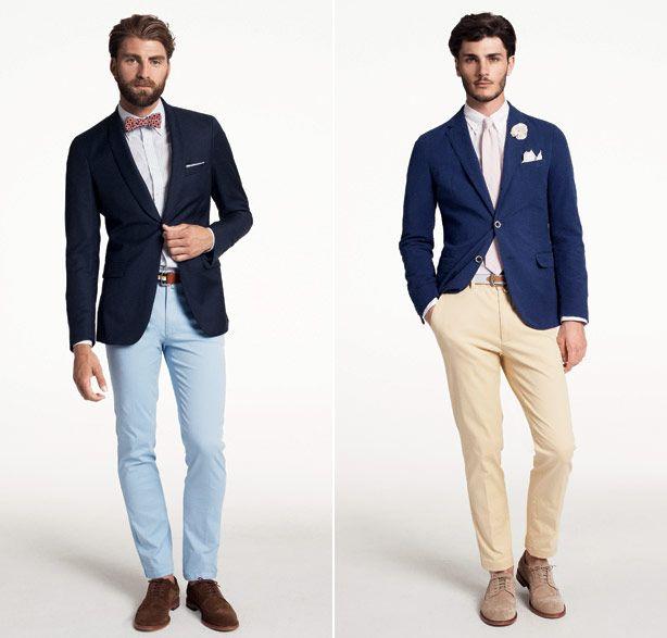 Winter Wedding Outfit Men
