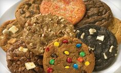 Mall Food Court Copycat Recipes: Great American Cookie Company!!