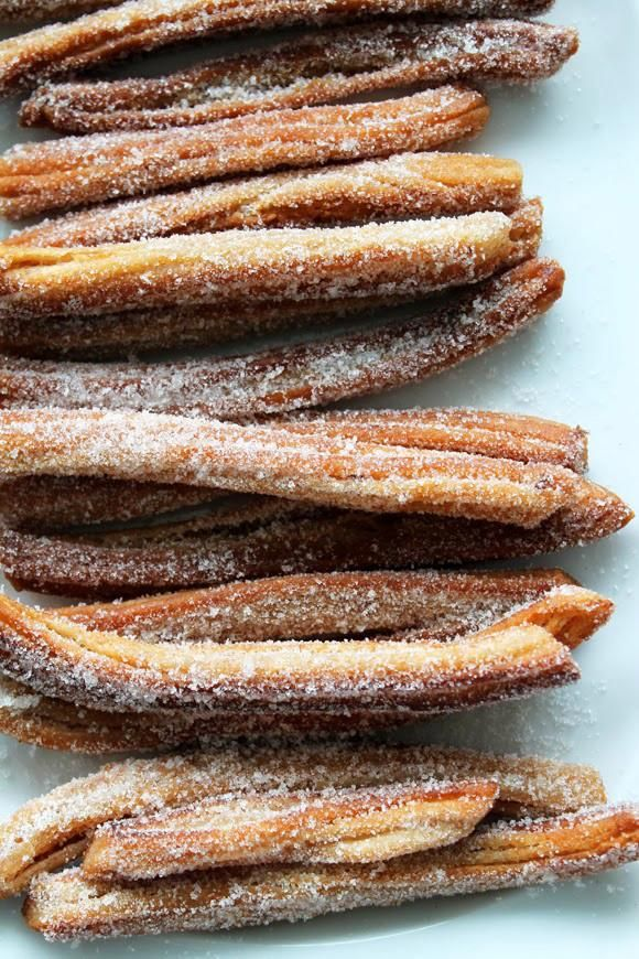 5 Summer Brunch Recipes Anyone (Even You!) Can Master - Whole Wheat Churros