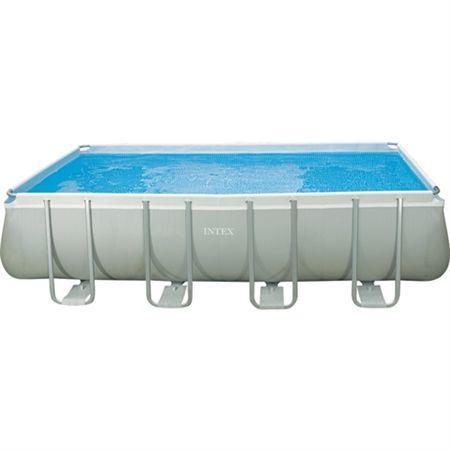 Les 25 meilleures id es de la cat gorie intex piscine for Piscine hors sol ultra silver 4 57 x 2 74