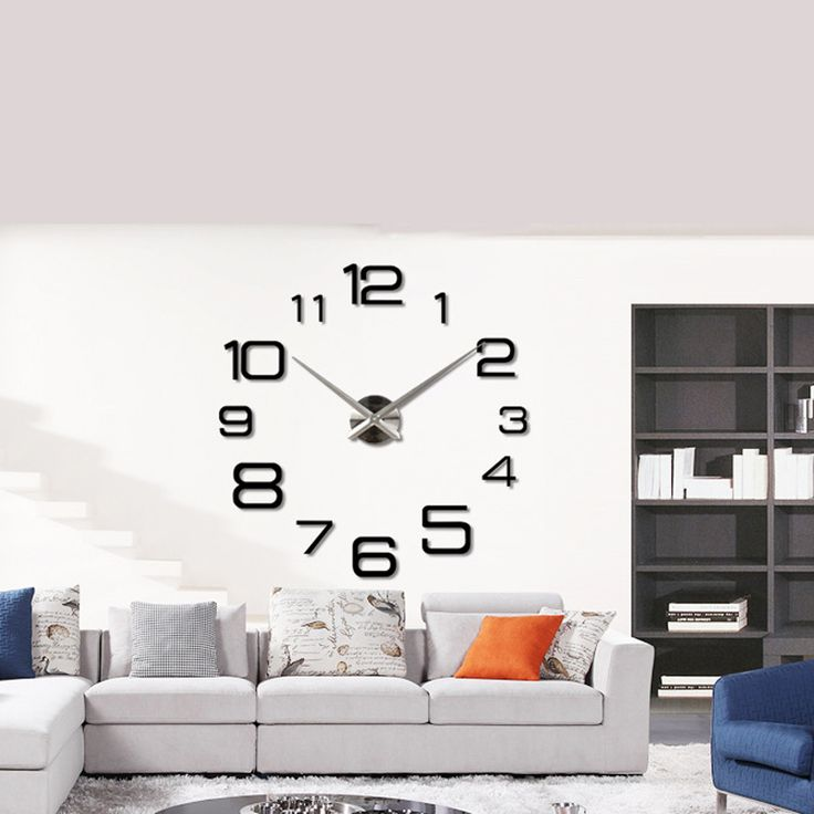 часы на стене своими руками - Поиск в Google