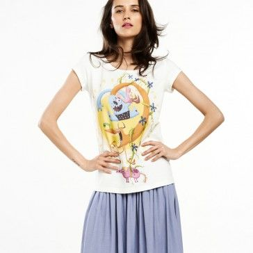 SELVA - Rainbow Pig t-shirt 1
