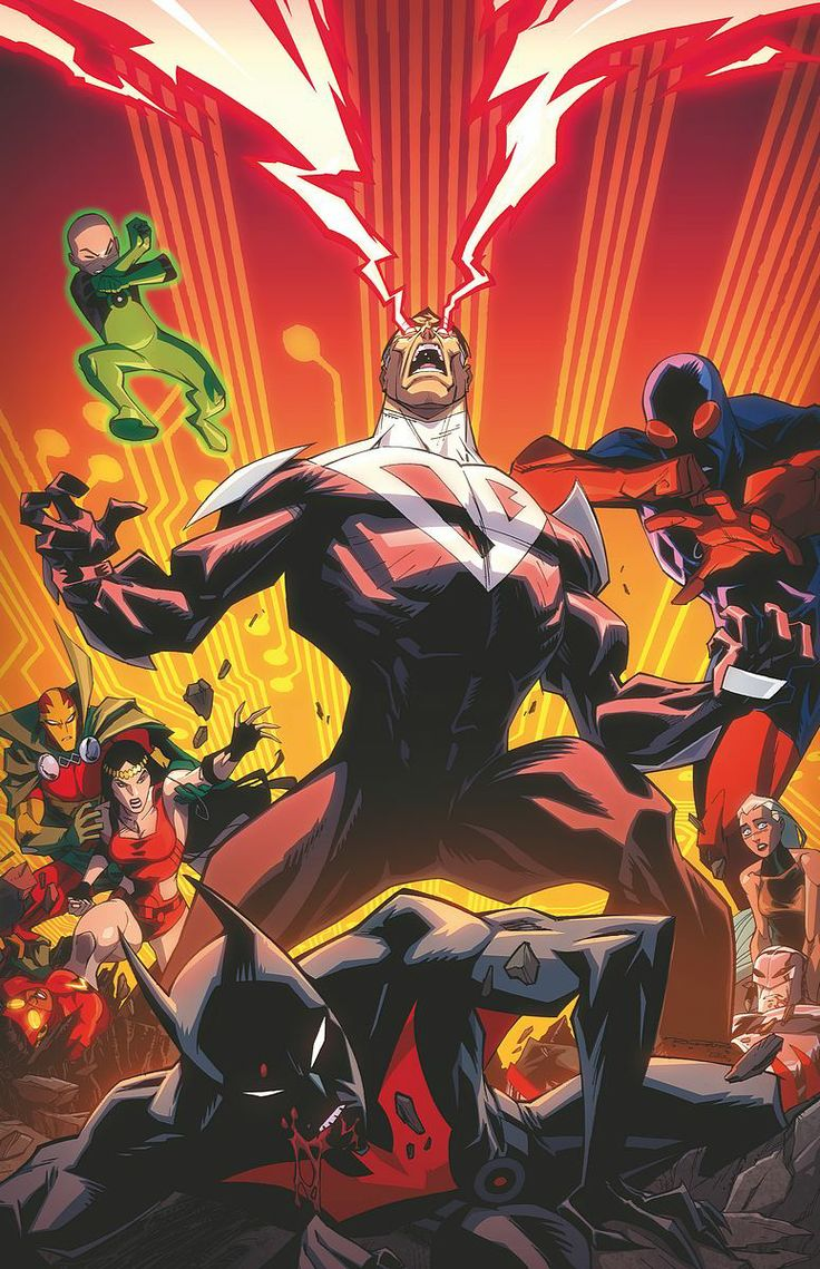 BATMAN BEYOND UNIVERSE #2 Written by KYLE HIGGINS and CHRISTOS N. GAGE Art by THONY SILAS and IBAN COELLO Cover by KHARY RANDOLPH On sale SEPTEMBER 18 • 48 pg, FC, $3.99 US • RATED T • DIGITAL FIRST Batman is stretched thin when a breakout at the new Arkham Institute puts his greatest foes back on the streets! Plus: One of Superman's greatest foes returns! You do NOT want to miss this!