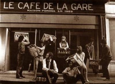 Café de la gare (Dewaere, Coluche, Lanvin, MiouMiou, Renaud etc...)