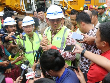 Semanggi Elevated Road Could Decrease Congestion
