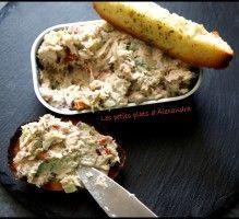 Recette - Rillettes de sardines à l'Italienne - Notée 4.2/5 par les internautes