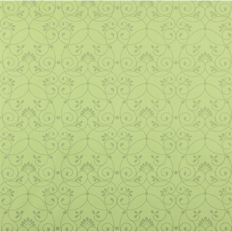 Glitter Scroll Lime Green Wallpaper JE3555 kitchen