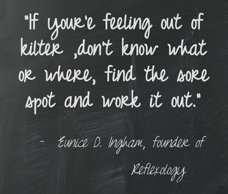 "Eunice D. Ingham, founder of Reflexology | ""kckA** Quotes"" | Pinterest"