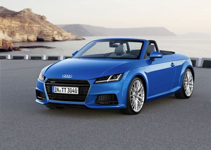Audi TT Roadster (8S) 1.8 TFSI (180 Hp) S tronic - Technical specifications and fuel consumption #Audi #TT