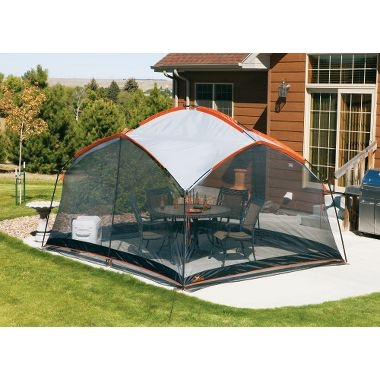 Eagle S Camp Screen House At Cabela S Camping