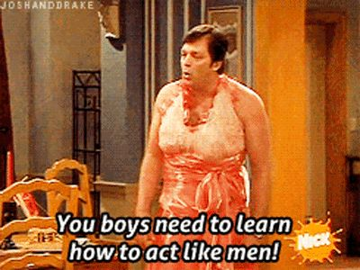 "Walter's life lesson. | Community Post: 35 Memorable Lines From ""Drake And Josh"""