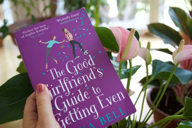 """BLOGGED: My review of Anna Bell's """"The Good Girlfriend's Guide to Getting Even"""" is up on the blog."""