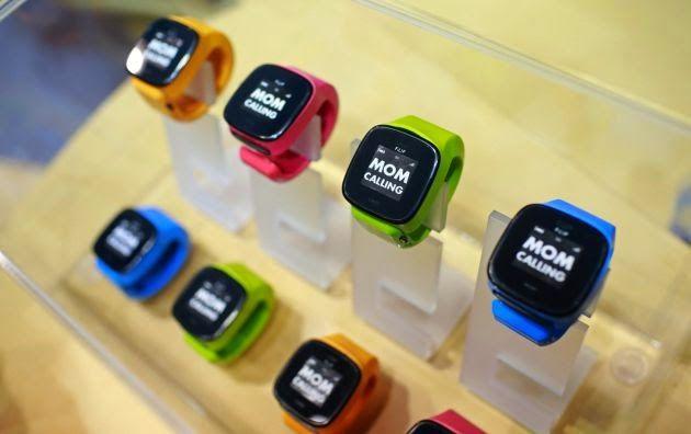 Telefónica lanzará un reloj-teléfono para niños        |         RevoluTegPlus