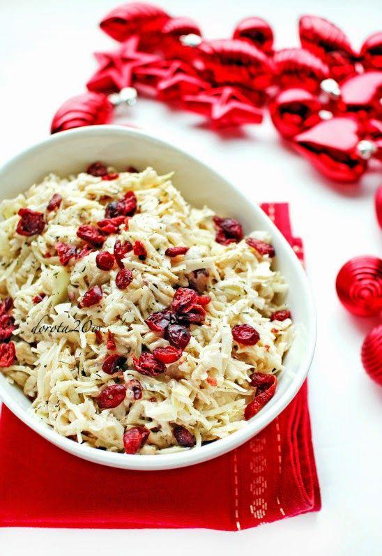 Συνταγές για μικρά και για.....μεγάλα παιδιά: Χριστουγεννιάτικη σαλάτα!