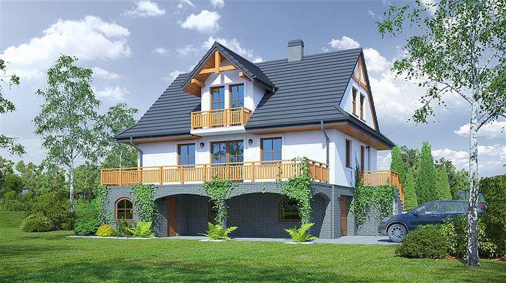 projekt Jaworzynka średnia 9 KRP2039