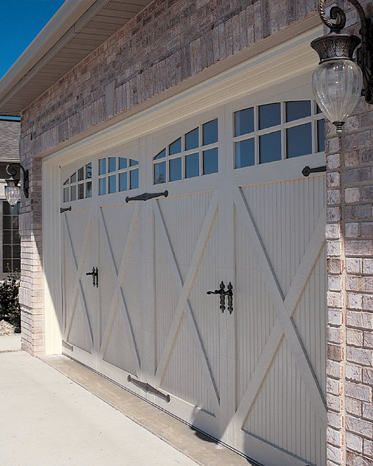 Best 25+ Garage Door Windows Ideas On Pinterest | Garage House, Garage  Windows And Custom Homes