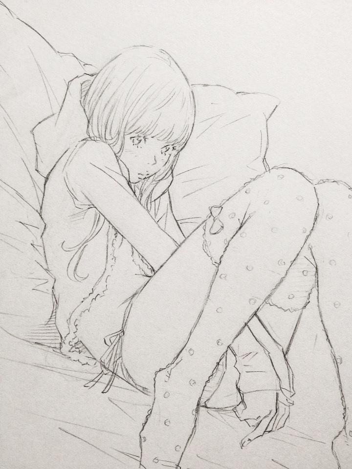 暖かくして寝ます おやすみなさい by Eisakusaku