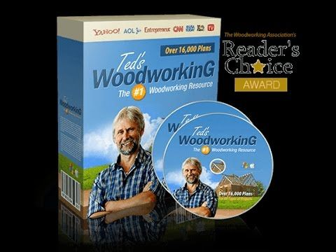 Ted's WoodWorking Plans Review- Is TEDSPLANS - Tedswoodworking  A Scam?