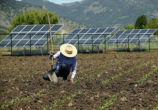 Nicaragua Llevara Energia Electrica A Zonas Rurales Con Ayuda De La Comunidad Europea Roof Solar Panel Outdoor Solar