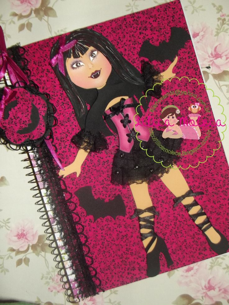 Lilica Moleca-Monster High https://www.facebook.com/LilicaMoleca?fref=ts