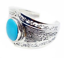inviting Turquoise 925 Sterling Silver Multi Bracelet gemstones US gift