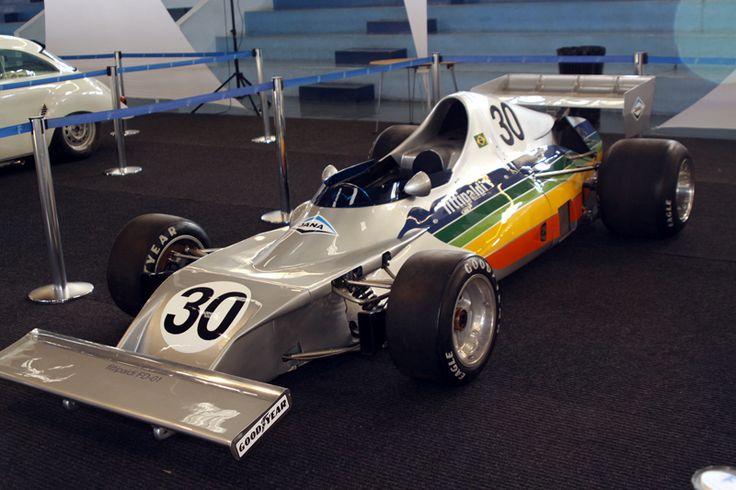 Copersucar-Fittipaldi FD 01 - Ford