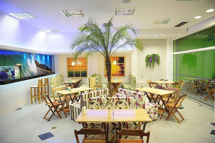 Açaí da Praia - Alimentação Saudável - restaurante em São José do Rio Preto-SP
