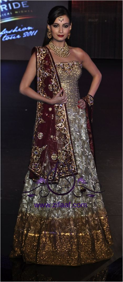 Bollywood Anarkali Replica Suits and Designer Suits. Made to Order Designer Wears such as Lehengas, Bridal Sarees, Anarkali Suits and More. - ZIFAAF