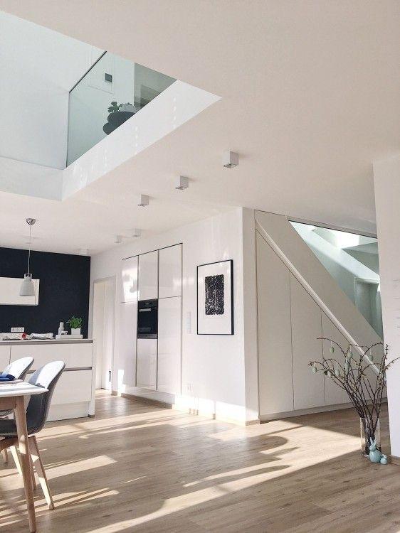 Ideen Offene Küche Wohnzimmer Atemberaubende Dekoration In Mit Offener küche deutschküche  ...