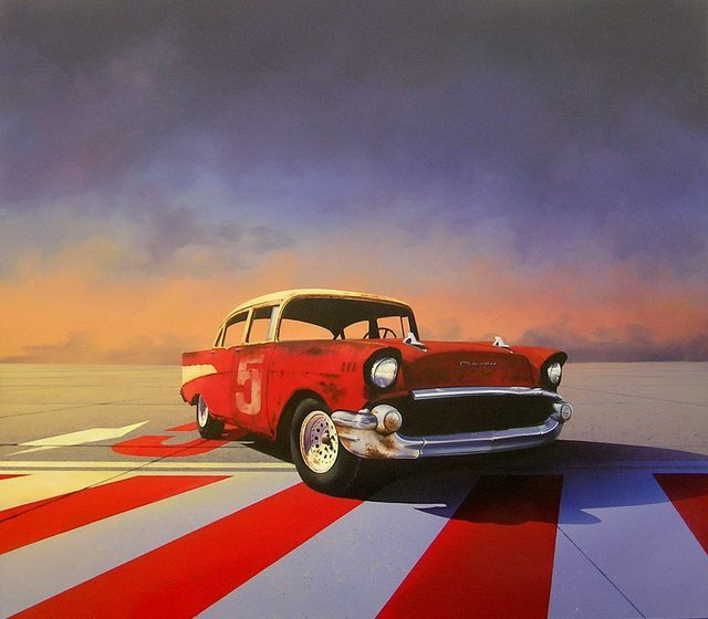 Ross Wilsmore: No 5, 160 x 140cm, Acrylic on Canvas