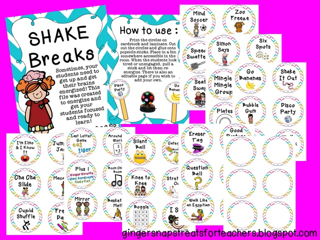 Classroom Energizer Ideas ~ Best brain energizers images on pinterest classroom