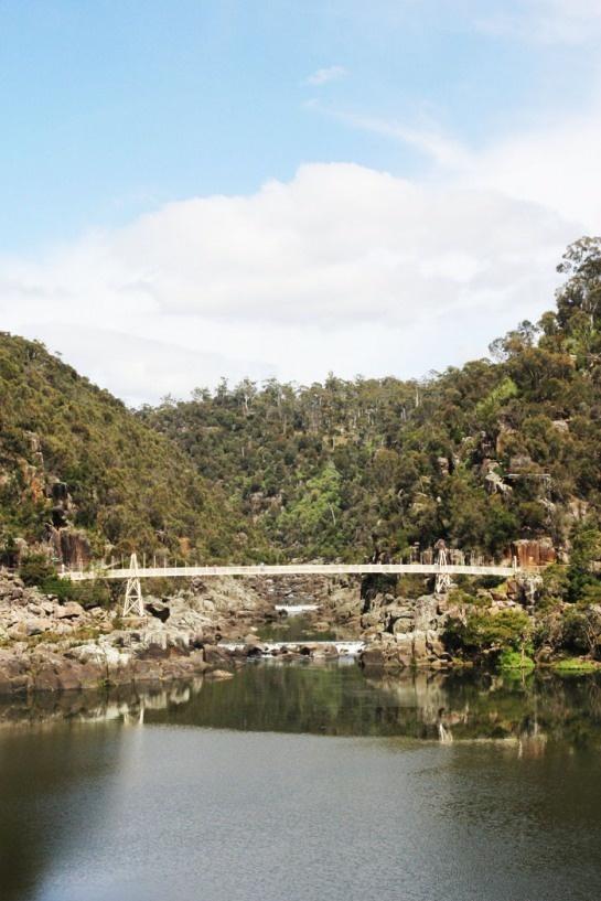 Cataract Gorge, Launceton, Tasmania