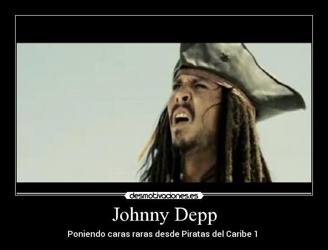 Jack Sparrow Piratas Del Caribe El Fin Del Mundo Desmotivaciones