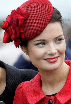 Hats Glamour / Martha Lynn Millinery.