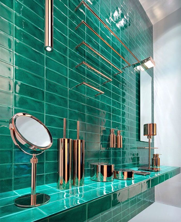 Bathroom Design Trends 2019: Designs, Colors And Tile Ideas