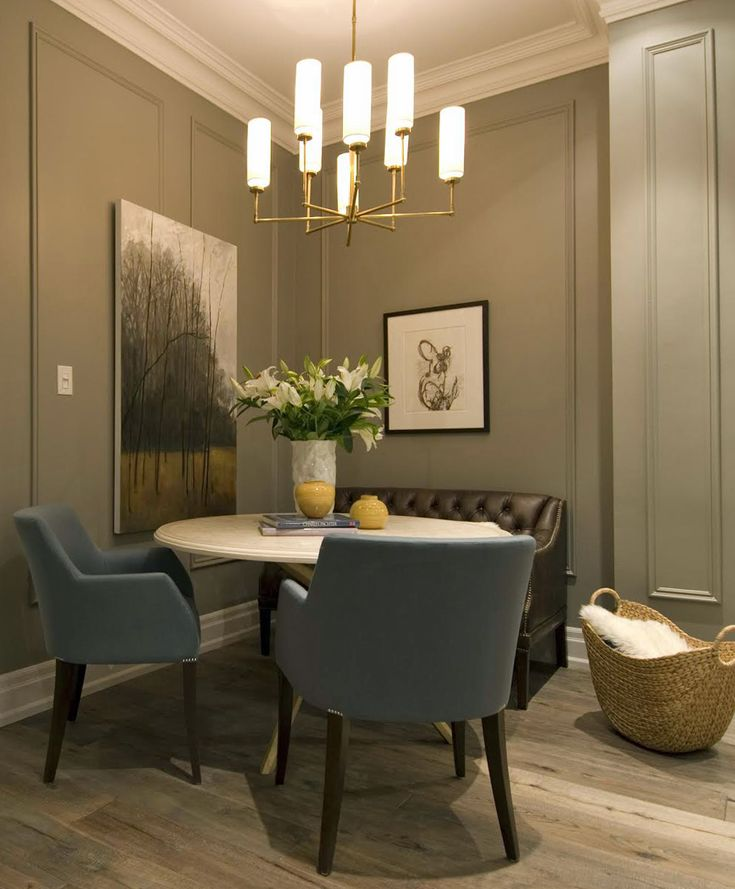 """This Design Technique Will Make Any Home Look More Expensive. One especially easy and wallet-friendly custom upgrade is applied molding, sometimes called """"picture boxing."""" This technique involves measuring and mounting molding directly to the walls, often in square or rectangular forms. The end result is at once simple and luxurious.  """"It's a perception of higher class,"""" Scott says. Contemporary applied molding is, """"a play off of traditional Victorian ideas, of grand chateaus that have…"""