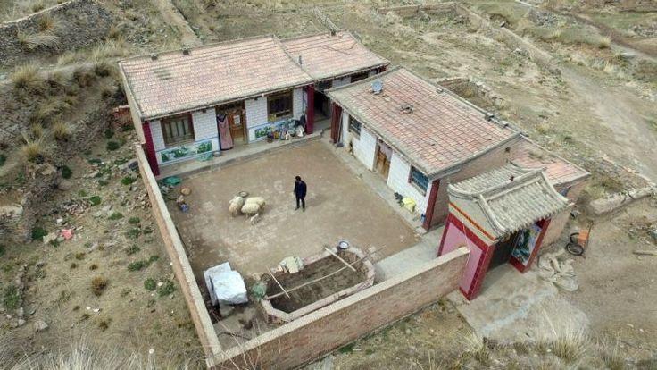 Welcome to Xuenshanshe: Population: 1